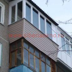 Пан.дом 5-э, Г-образный балкон- 25900 руб