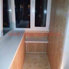 Пан.дом 5-э, П-образный балкон- 27000 руб