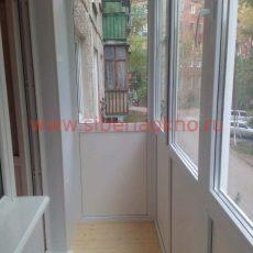 Пан.дом 5-э, Г-образный балкон- 17000 руб