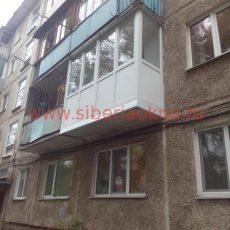 Пан.дом 5-э, Г-образный балкон- 36500 руб