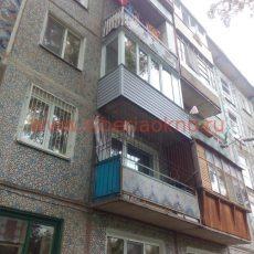 Пан.дом 5-э, Г-образный балкон- 25000 руб
