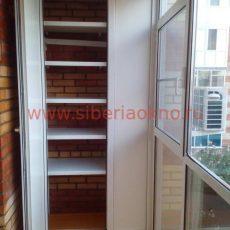 Шкаф ПВХ, 5 полок ПВХ-12500 руб