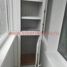 Шкаф ПВХ, 3 полки ПВХ- 10000 руб