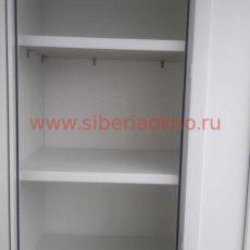 Шкаф ПВХ, 3 полки ПВХ- 11000 руб