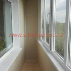 Пан.дом 9-э, Г-образный балкон(Ленинградка)- 30000 руб